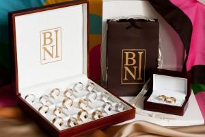 BINI gyűrű